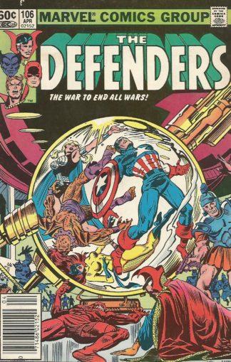 Defenders #106