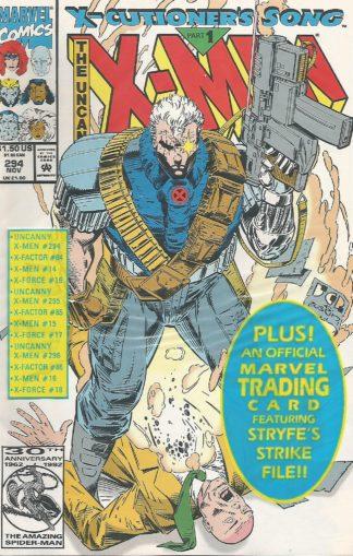 Uncanny X-Men #294