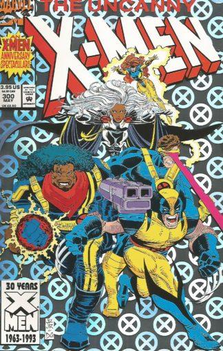 Uncanny X-Men #300
