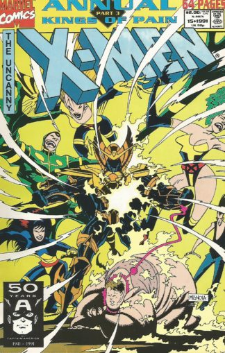 Uncanny X-Men Annual #015
