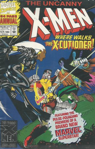 Uncanny X-Men Annual #017