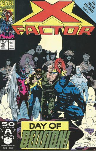 X-Factor #070