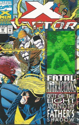 X-Factor #092