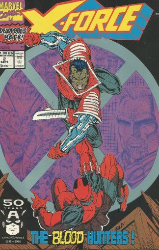 X-Force #002
