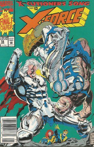 X-Force #018