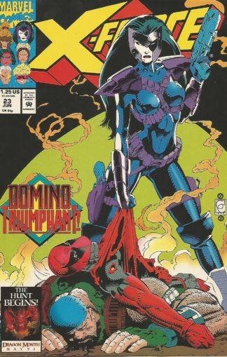 X-Force #023