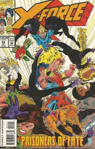 X-Force #024