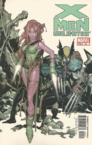 X-Men Unlimited #041