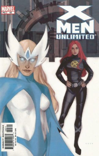 X-Men Unlimited #045