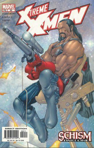 X-Treme X-Men #020