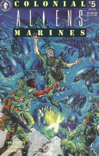 Aliens Colonial Marines #005