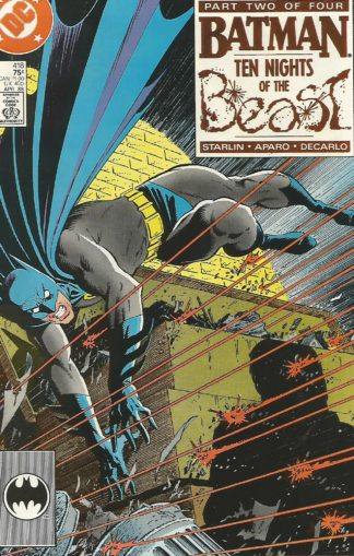 Batman #418