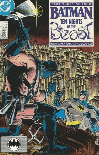 Batman #419