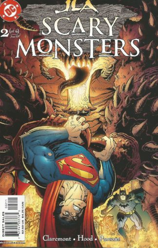 JLA Scary Monsters #002