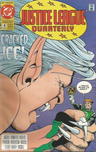 Justice League Quarterly #004
