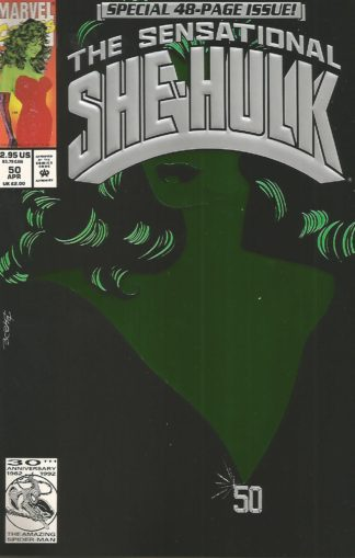 Sensational She-Hulk Volume 2 #050