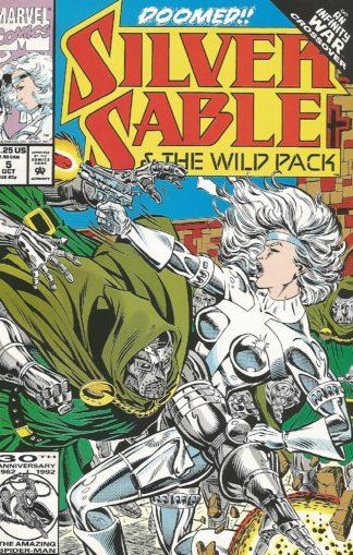 Silver Sable #005