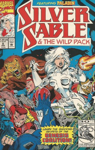 Silver Sable #008