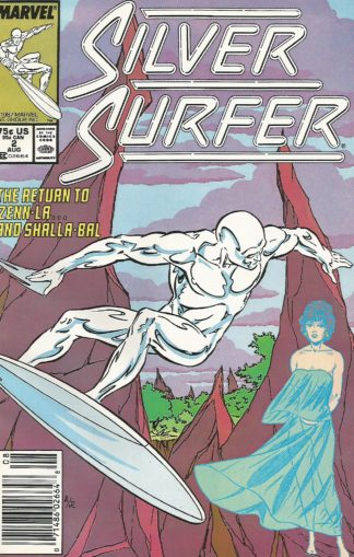 Silver Surfer Volume 3 #002