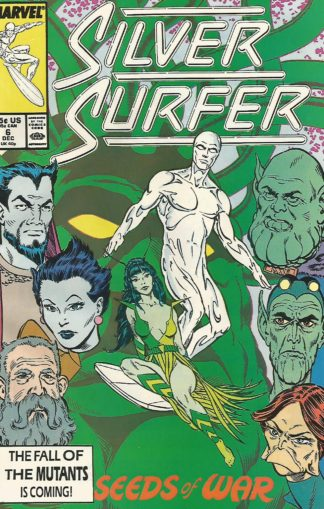 Silver Surfer Volume 3 #006