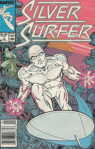 Silver Surfer Volume 3 #007