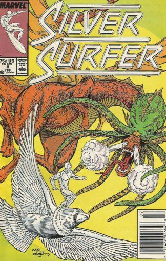 Silver Surfer Volume 3 #008