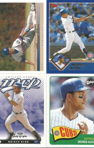 Moises Alou Assortment