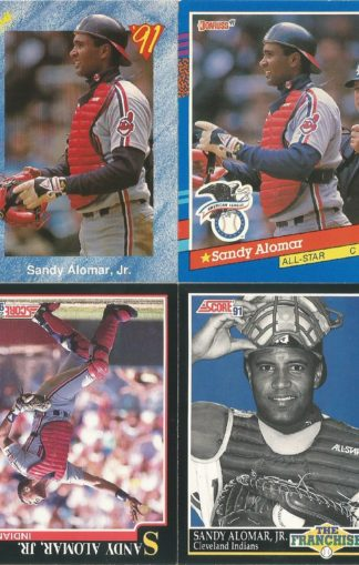Sandy Alomar Jr. Assortment (1)