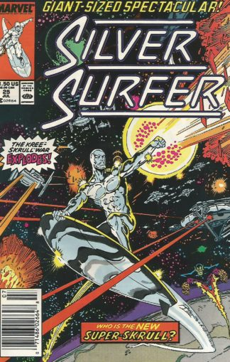 Silver Surfer Volume 3 #025