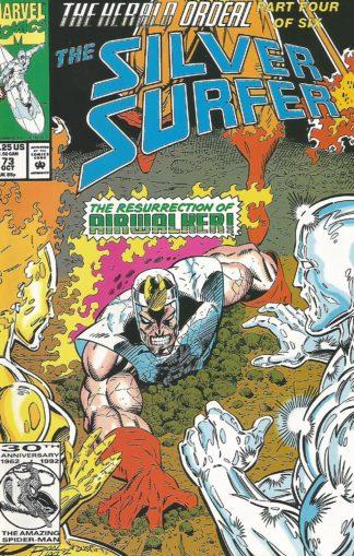 Silver Surfer Volume 3 #073