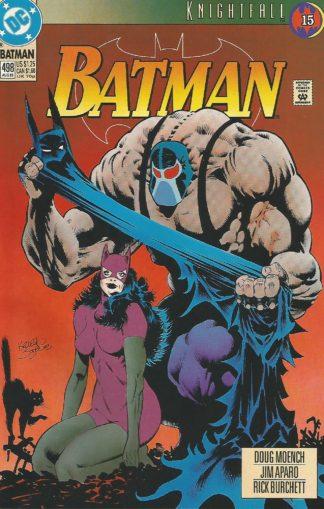 Batman #498