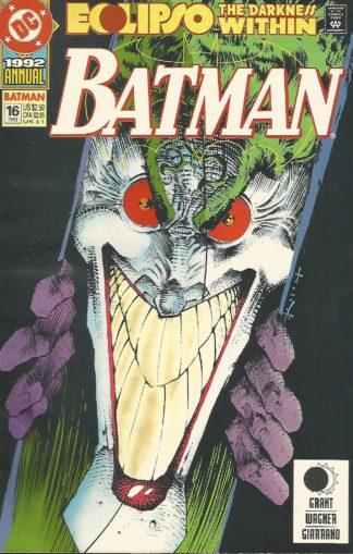Batman Annual #016