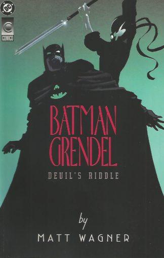 Batman Grendel #001