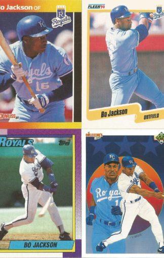 Bo Jackson Cards (1)