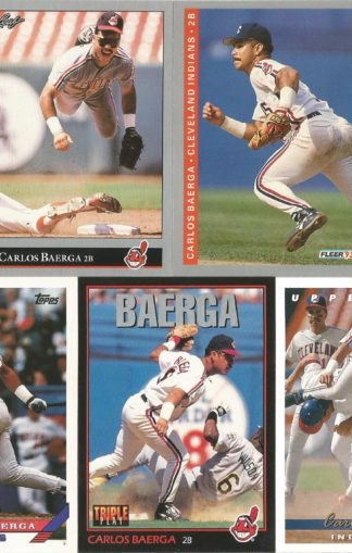 Carlos Baerga Assortment