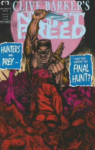 Clive Barker's Nightbreed #020