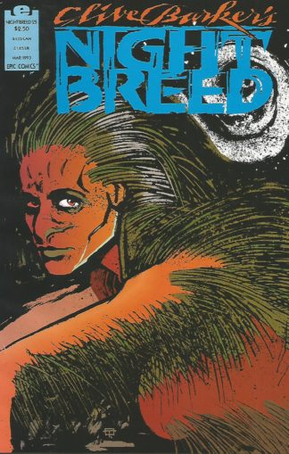 Clive Barker's Nightbreed #025