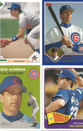 Eric Karros Cards