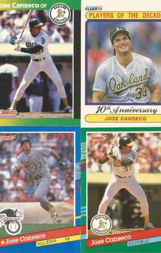 Jose Canseco Assortment (1)