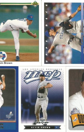 Kevin Brown Assortment