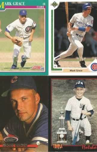 Mark Grace Cards (1)