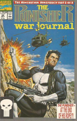 Punisher War Journal #032