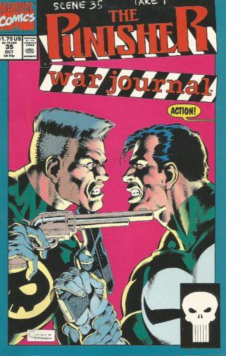 Punisher War Journal #035