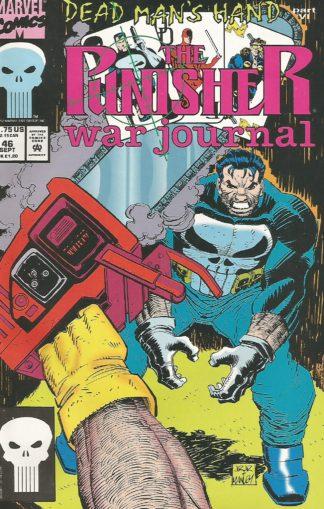 Punisher War Journal #046