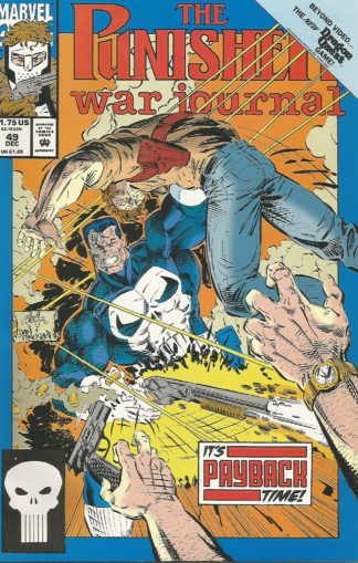Punisher War Journal #049