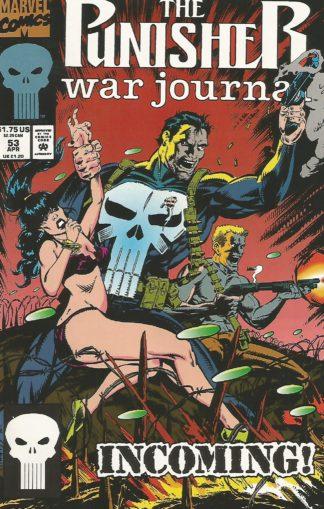 Punisher War Journal #053
