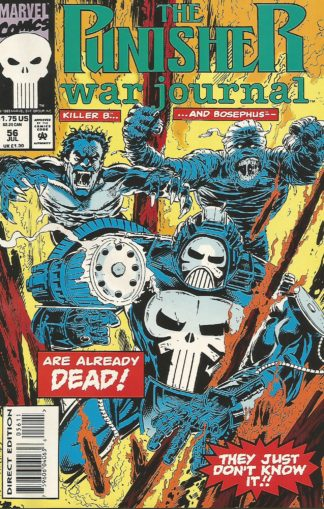 Punisher War Journal #056