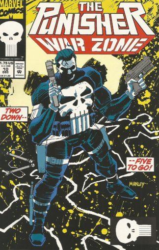 Punisher War Zone #010