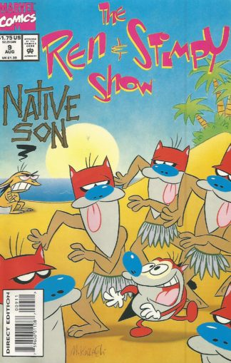 Ren and Stimpy Show #009