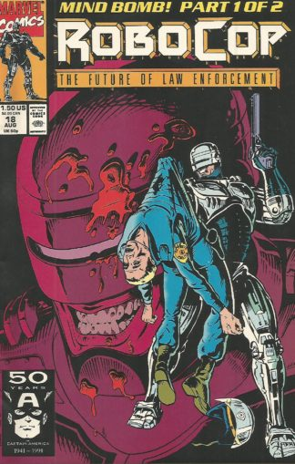 Robocop #018